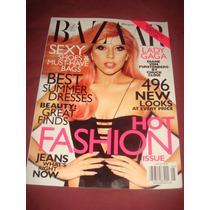 Lady Gaga Revista Bazar Importada