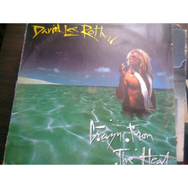 Disco Acetato De David Lee Roth Crazy From The Heat