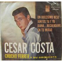 Rock Mexicano, Cesar Costa, Un Dulcisimo Beso, Ep 7´,