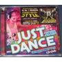 Just Dance 2013 Cd Y Dvd Psy Nicki Minaj Avicii Marron 5