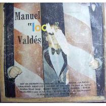Rock Mexicano, Manuel Loco Valdes, Lp 12´,