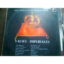 Disco Acetato De Valses Imperiales