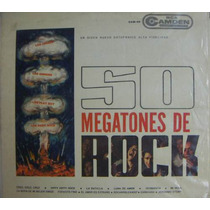 Rock Nacional Jokers, Sinners, Play Boys,50 Megatones, Lp 12