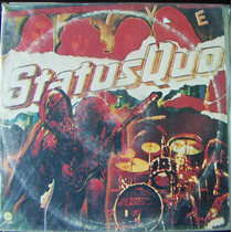 Rock Inter, Status Quo, Live, Lp 12´, Hecho En U. S. A.