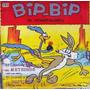 Walt Disney, Bip Bip El Correcaminos (disco Cuento) Lp 10´,