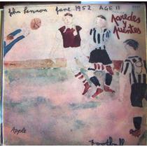 Rock Inter , John Lennon , Lp12´. Hecho En Argentina