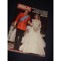 Revista Hola Boda Real