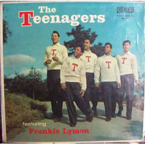 Rock And Roll, The Teenagers Con Frankie Lymon, Lp 12´,