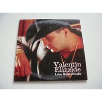 Valentín Elizalde / Cd Single - Un Lobo Domesticado