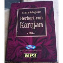 Herbert Von Karajan Gran Antologia Cd Mp3original Au1