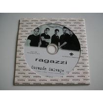 Ragazzi / Cd Single - Corazon Salvaje - Envio Gratis