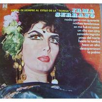 Bolero, Irma Serrano, Exitos De Siempre, Lp12´,