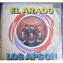 Rock Mexicano, Los Apson (el Arado) Lp 12´,