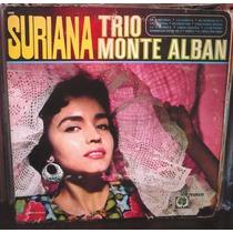 Trio Monte Alban Lp Suriana Musica Oaxaca