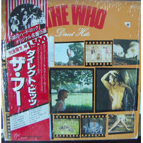 Rock Inter, The Who, Direct Hits, Lp 12´, Hecho En Japón