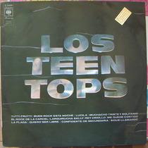 Rock Mexicano, Los Teen Tops , Lp12´, Hecho En España