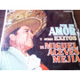 Disco Acetato De Por Un Amor Y Otros Exitos De Miguel Aceves