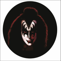 Kiss (gene Simmons) Vinil Limited Edition 2010 Picture Disc.