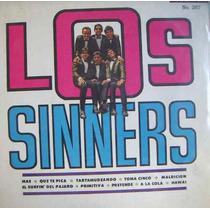 Rock Mexicano, Los Sinners, Lp 12´,