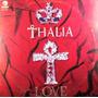 Thalia - Love Lp Sin Poster Importado De Ecuador