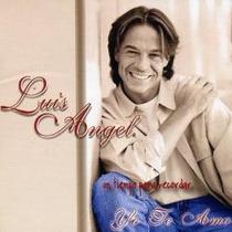 Cd Primer Edición De Luis Angel: Yo Te Amo 1998