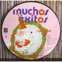 Navidad Lp Muchos Exitos Angie B Angelica Maria Foto Disco