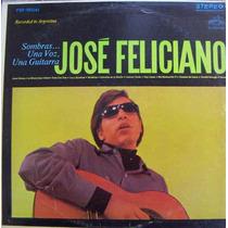 Sudamericano .bolero, José Feliciano, Lp 12´,