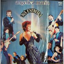 Angelica Maria, Angelica Vale, Una Estrella, Lp 12´,