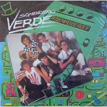 Rock Mexicano, Sombrero Verde, ( A Tiempo De Rock), Lp 12´,