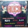 Rock Inter.kiss, Status Quo,hendrix . Lp12´, Hecho En México