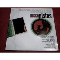 Disco Lp Karaoke Discopistas -canta Como Las Estrellas-