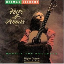 Cd Importado Ottmar Liebert: Poets And Angels