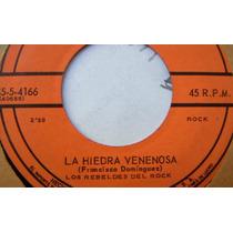 Rock Mexicano, Los Rebeldes Del Rock , 7´,
