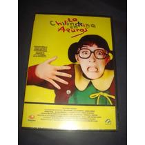 Dvd La Chilindrina En Apuros Chavo Del 8