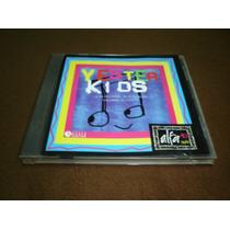 Yester Kids - Cd Album- Alfa 91.3 Radio - A Ritmo De Rap Nvd