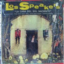Rock Colombiano, Los Speakers, La Casa Del Sol Naciente, Lp