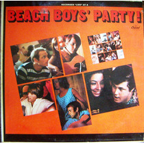 Rock Inter, The Beach Boys, Party, Lp 12´,