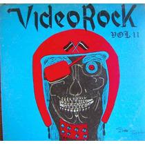 Rock Mexicano, Video Rock, Vol. 2, Lp 12´,
