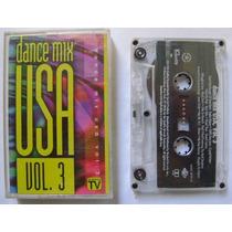 Dance Mix Usa Vol. 3 1 Cassette