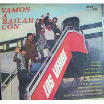 Rock Venezolano, Los Verbe, ( Vamos A Bailar), Lp 12´,