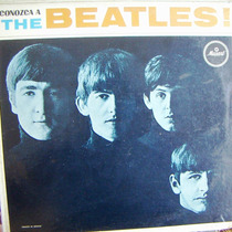 Rock Inter, The Beatles, Conozca A The Beatles, Lp 12´,