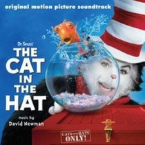 Cd Soundtrack De The Cat In The Hat 2003 - Mike Myers, Smash