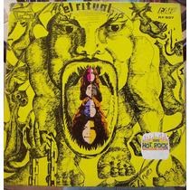 Rock Mexicano, El Ritual, Funda Doble (serie Hot Rock) Lp 12