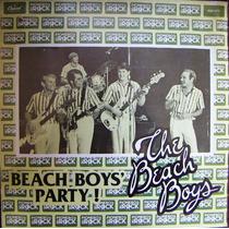 Rock Inter, The Beach Boys, Party, Lp 12´,