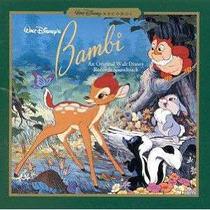 Soundtrck Bambi Original De La Pelicula Antigua