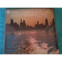 Disco Acetato De Favoritas De Norteamerica Vol.vi