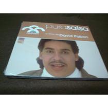 Pura Salsa (a Ritmo De) - Cd Album - David Pabon Vrn