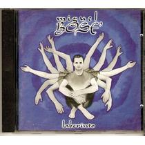 Miguel Bose Laberinto Primera Edicion