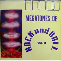 Rock Mexicano, (varios) Fabricio,100 Megatones Vol2