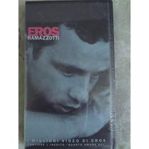 Video Vhs Il Migliori Eros Ramazzotti